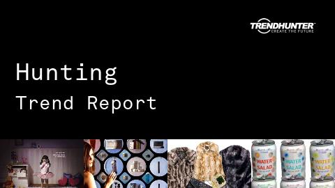 Hunting Trend Report and Hunting Market Research