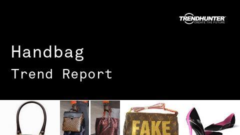 Handbag Trend Report and Handbag Market Research