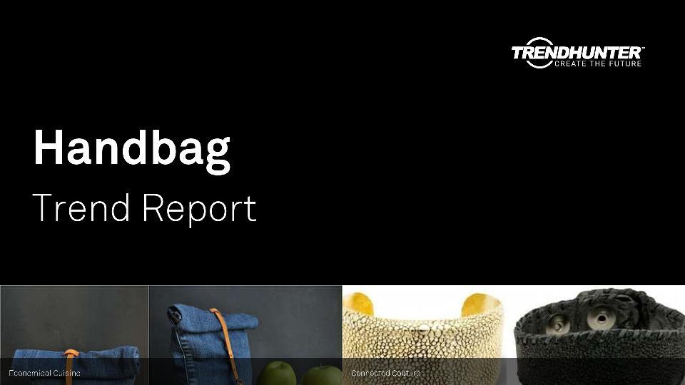 Handbag Trend Report Research