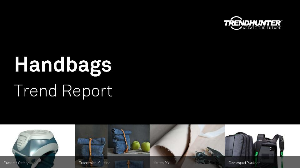 Handbags Trend Report Research