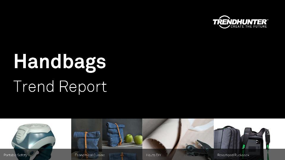 Handbags Trend Report Research