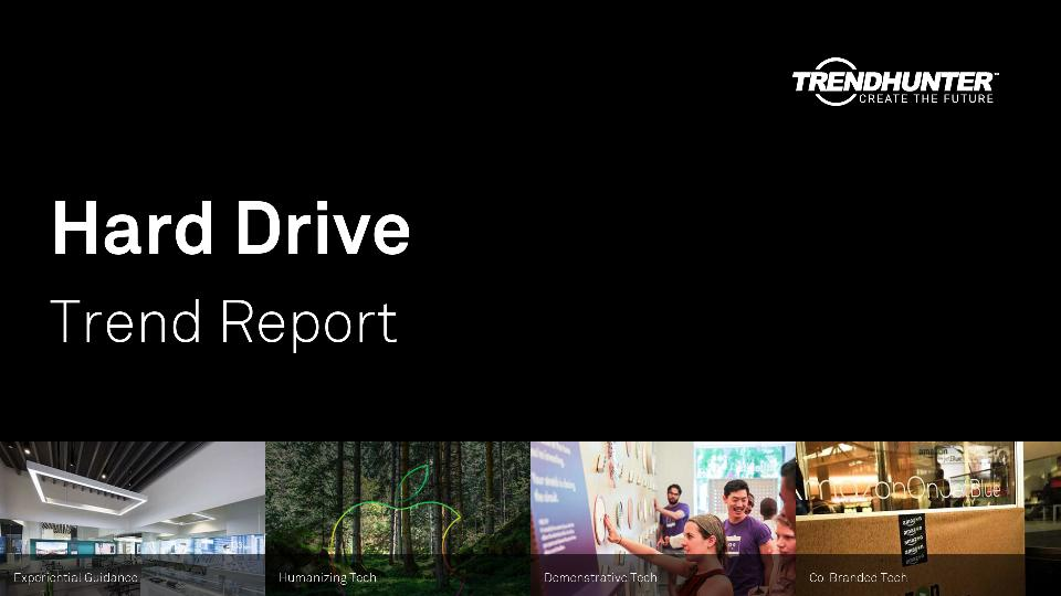 Hard Drive Trend Report Research
