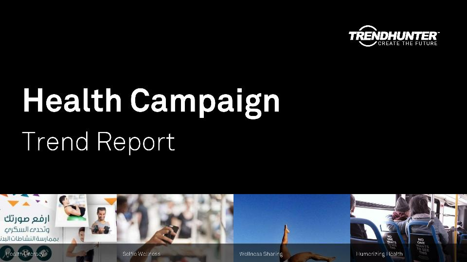 Health Campaign Trend Report Research