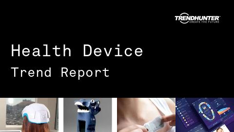 Health Device Trend Report and Health Device Market Research