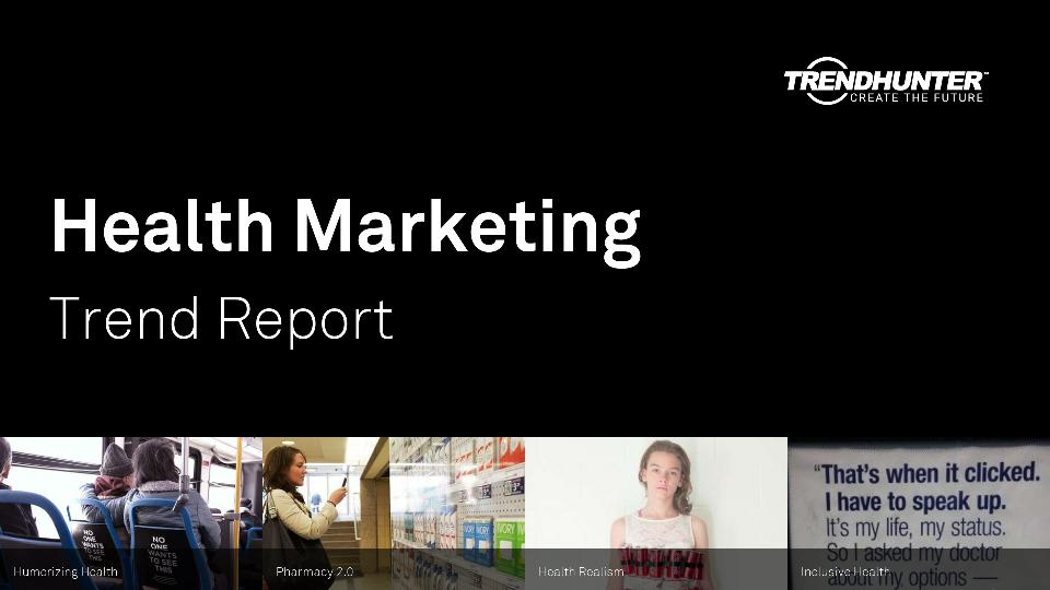 Health Marketing Trend Report Research