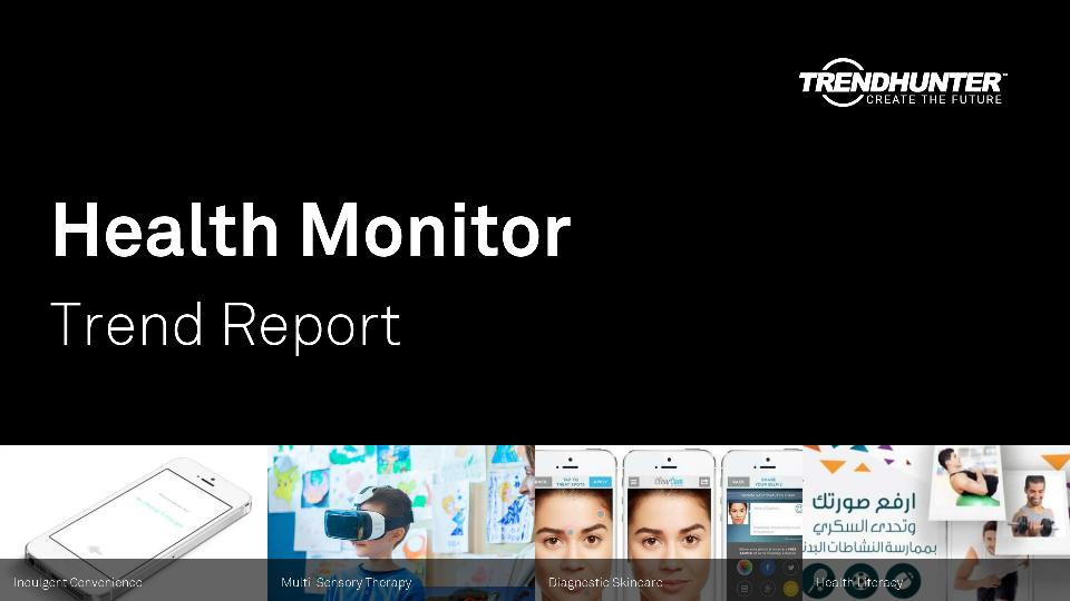 Health Monitor Trend Report Research