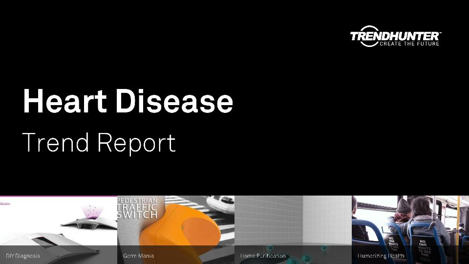 Heart Disease Trend Report Research