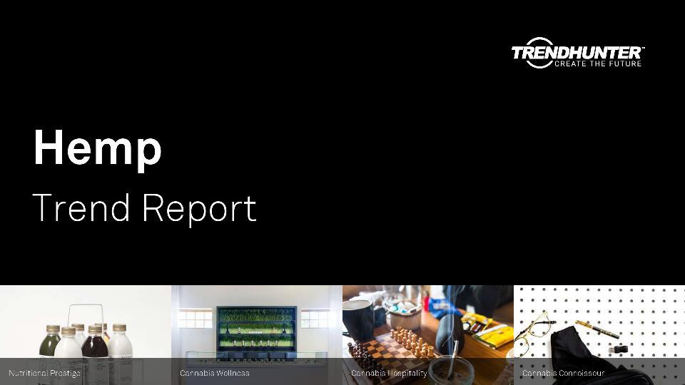 Hemp Trend Report Research