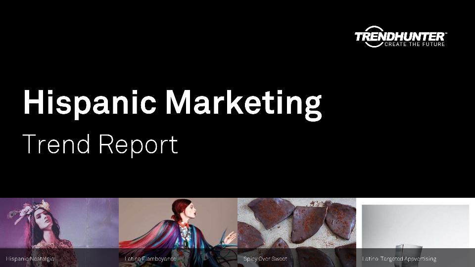 Hispanic Marketing Trend Report Research