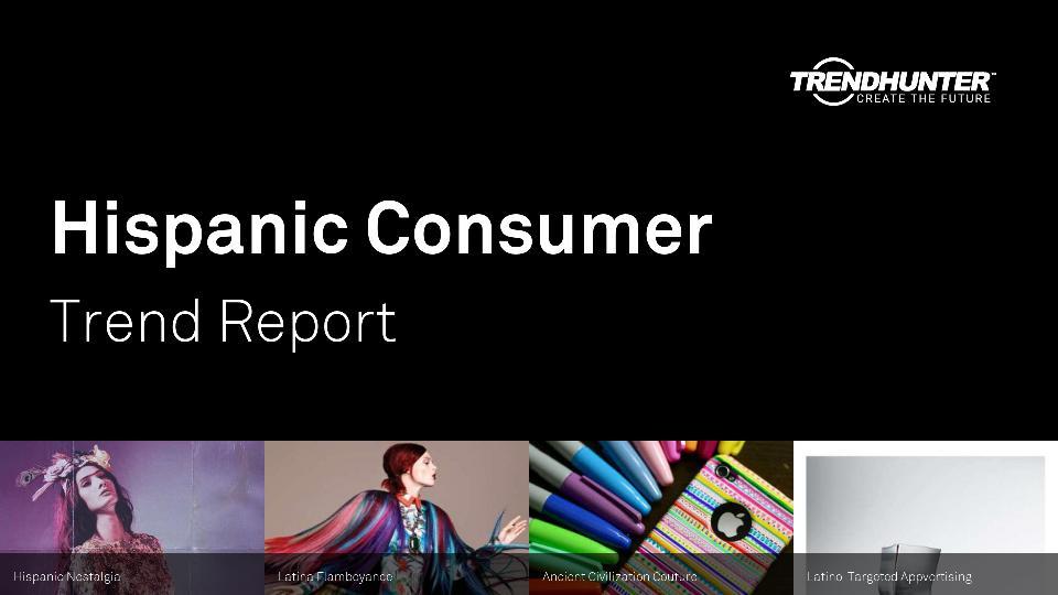 Hispanic Consumer Trend Report Research