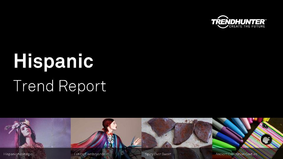 Hispanic Trend Report Research