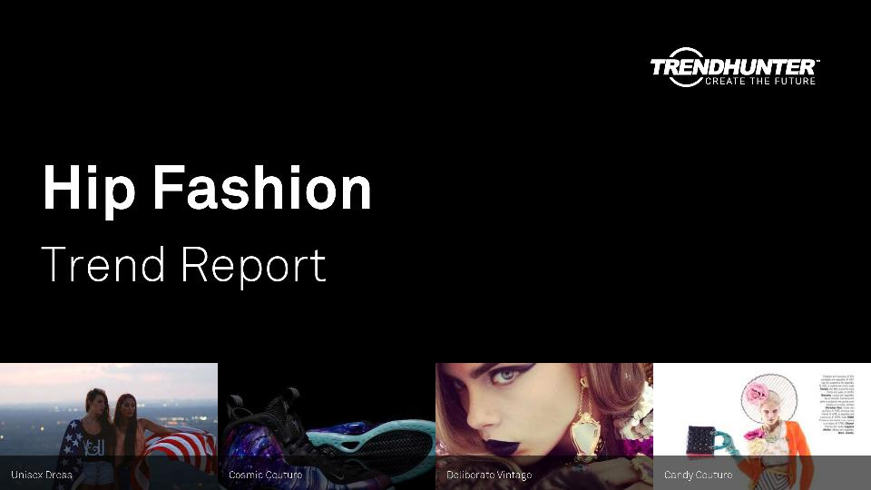 Hip Fashion Trend Report Research