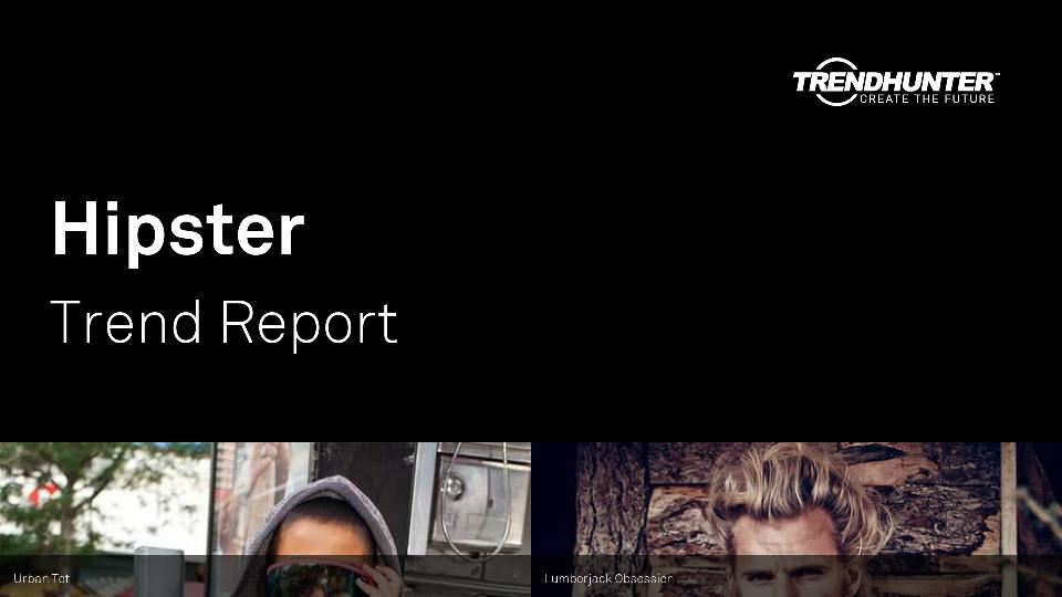 Hipster Trend Report Research