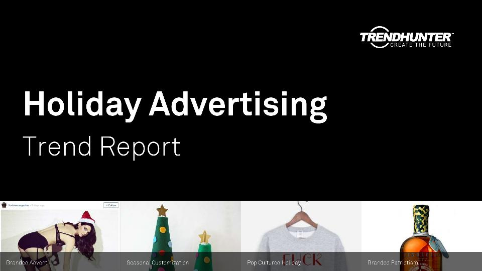 Holiday Advertising Trend Report Research