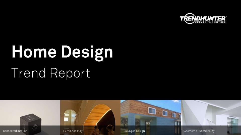 Home Design Trend Report Research