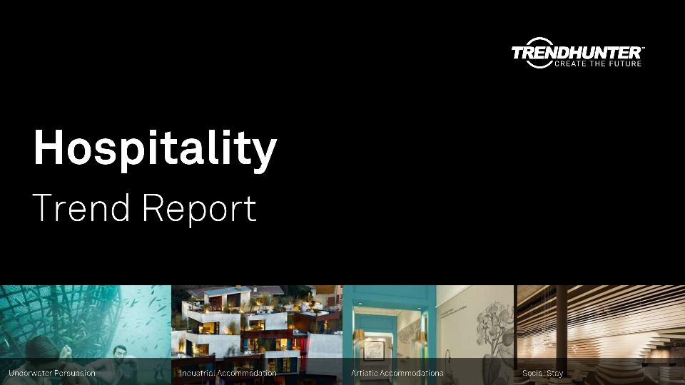 Hospitality Trend Report Research