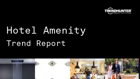 Hotel Amenity Trend Report and Hotel Amenity Market Research