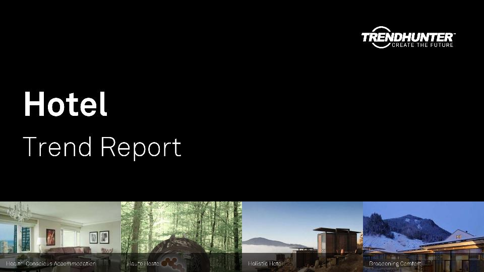 Hotel Trend Report Research