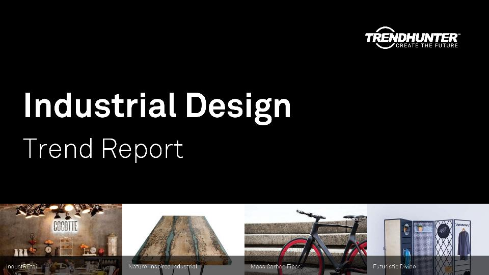 Industrial Design Trend Report Research