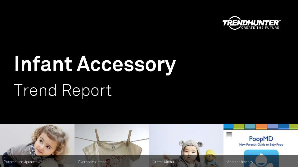 Infant Accessory Trend Report Research