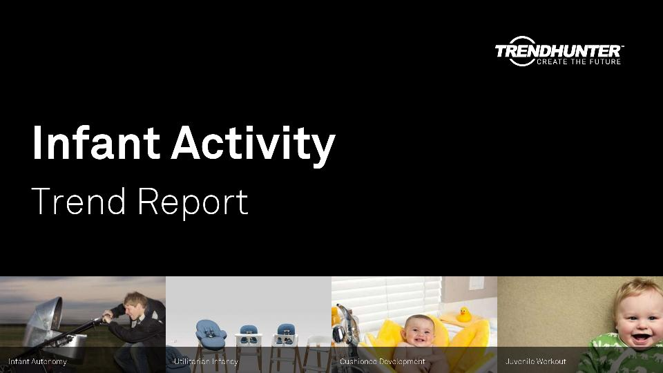 Infant Activity Trend Report Research