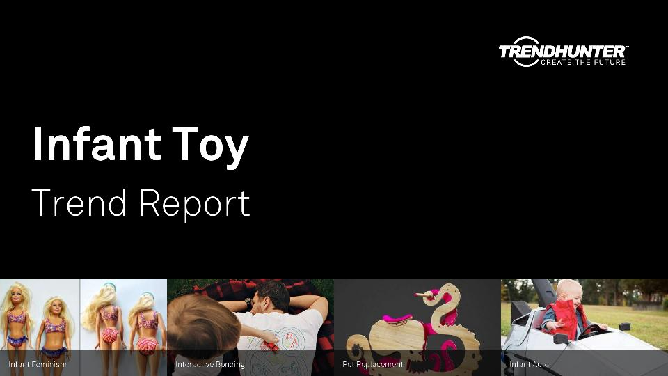 Infant Toy Trend Report Research