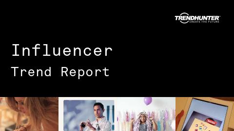 Influencer Trend Report and Influencer Market Research