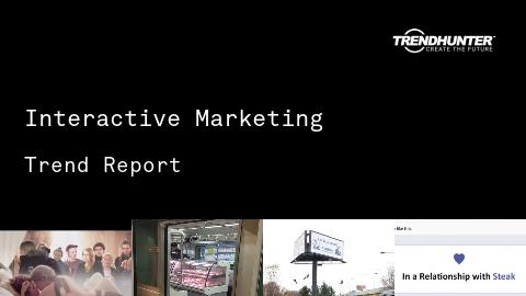 Interactive Marketing Trend Report and Interactive Marketing Market Research