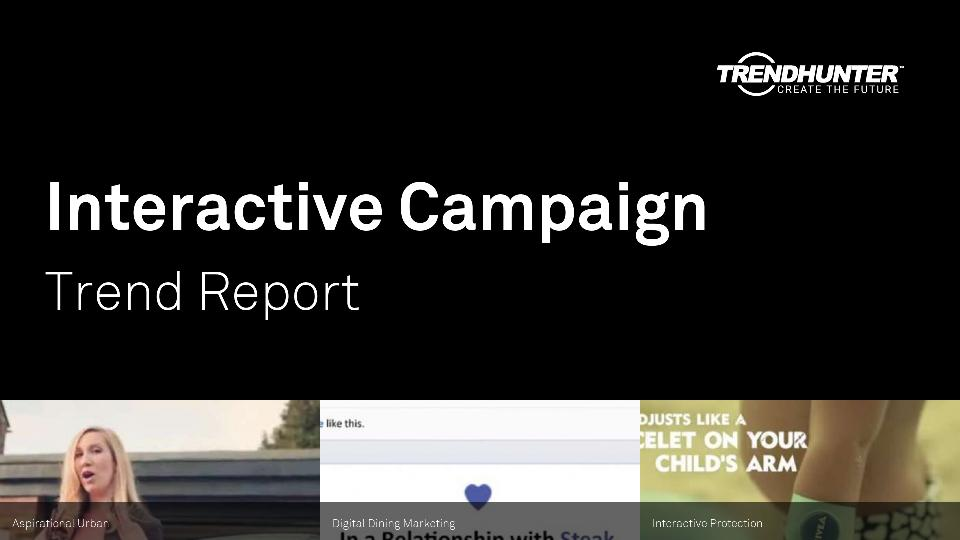 Interactive Campaign Trend Report Research