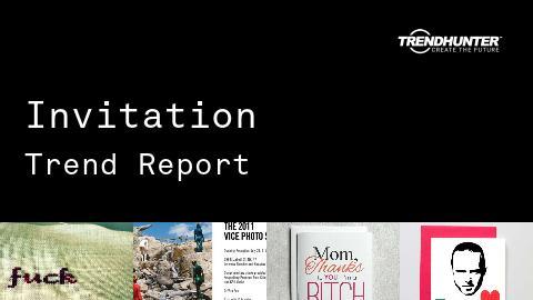 Invitation Trend Report and Invitation Market Research