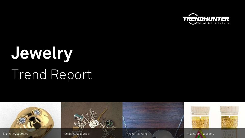 Jewelry Trend Report Research