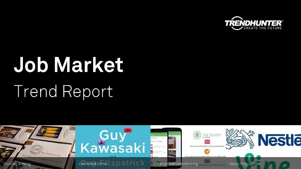 Job Market Trend Report Research