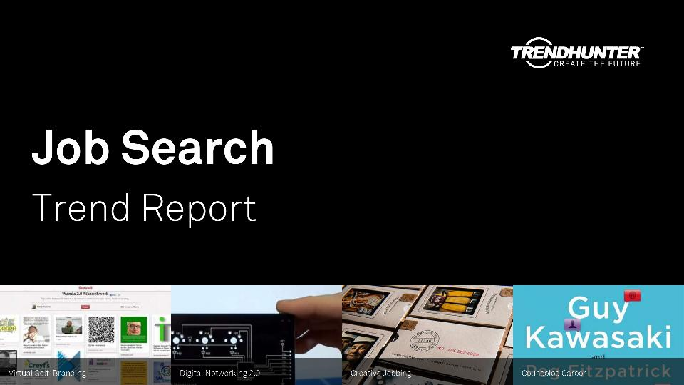 Job Search Trend Report Research