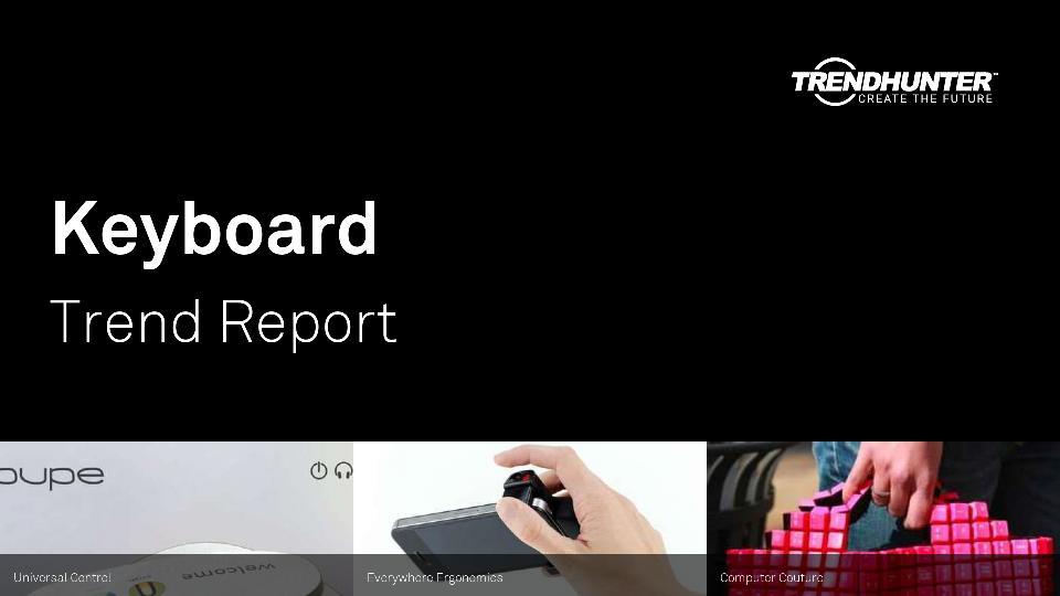 Keyboard Trend Report Research