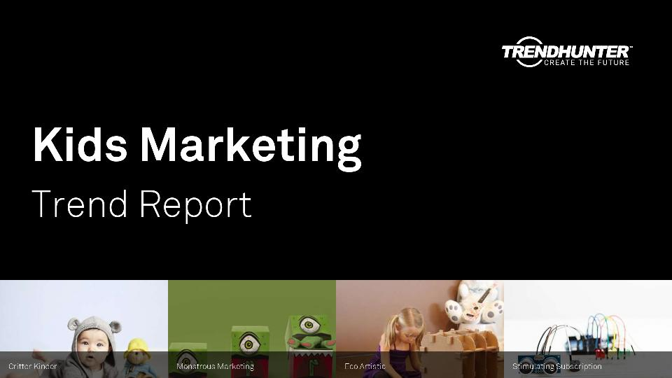 Kids Marketing Trend Report Research