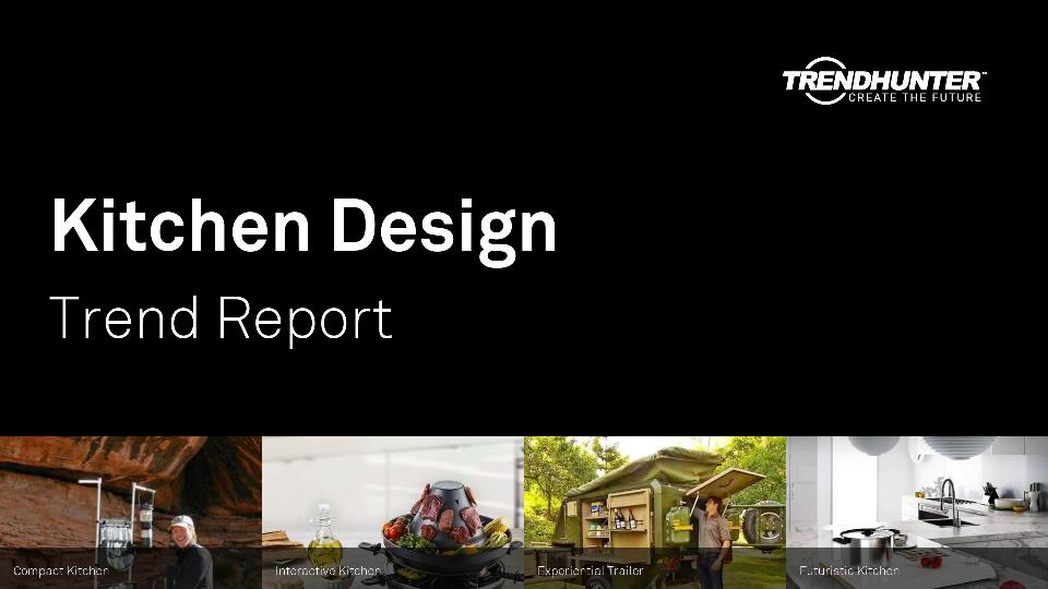 Kitchen Design Trend Report Research
