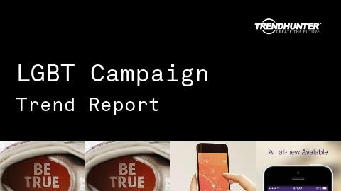 LGBT Campaign Trend Report and LGBT Campaign Market Research