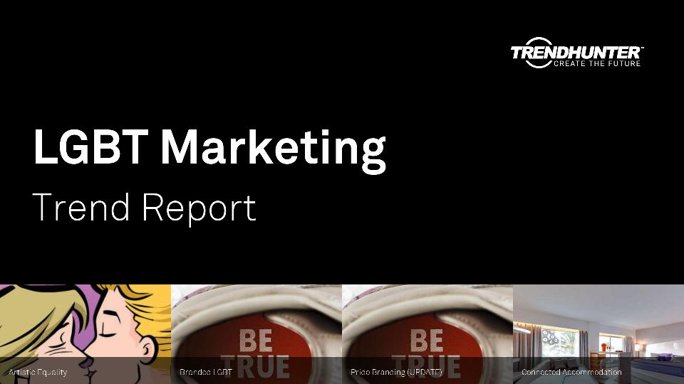 LGBT Marketing Trend Report Research