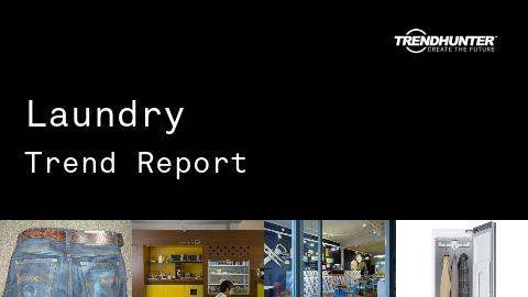 Laundry Trend Report and Laundry Market Research