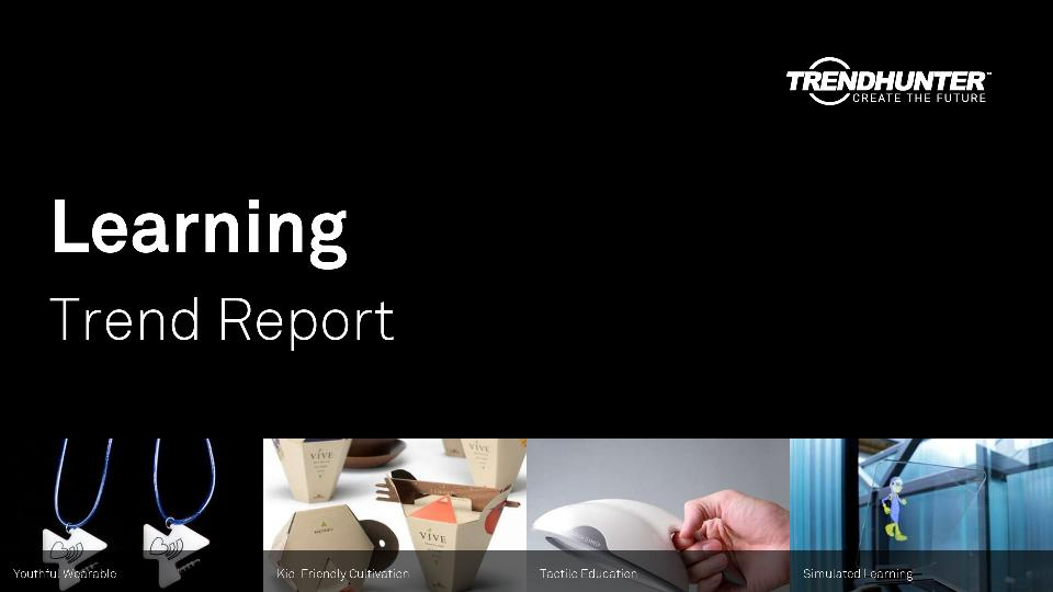 Learning Trend Report Research