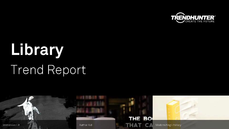 Library Trend Report Research