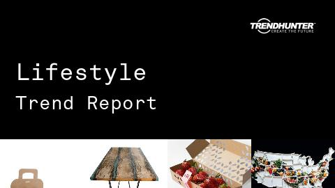 Lifestyle Trend Report and Lifestyle Market Research