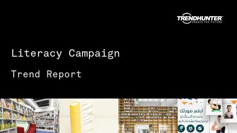 Literacy Campaign Trend Report and Literacy Campaign Market Research