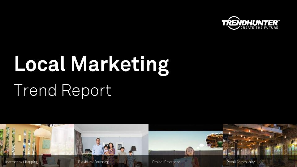 Local Marketing Trend Report Research