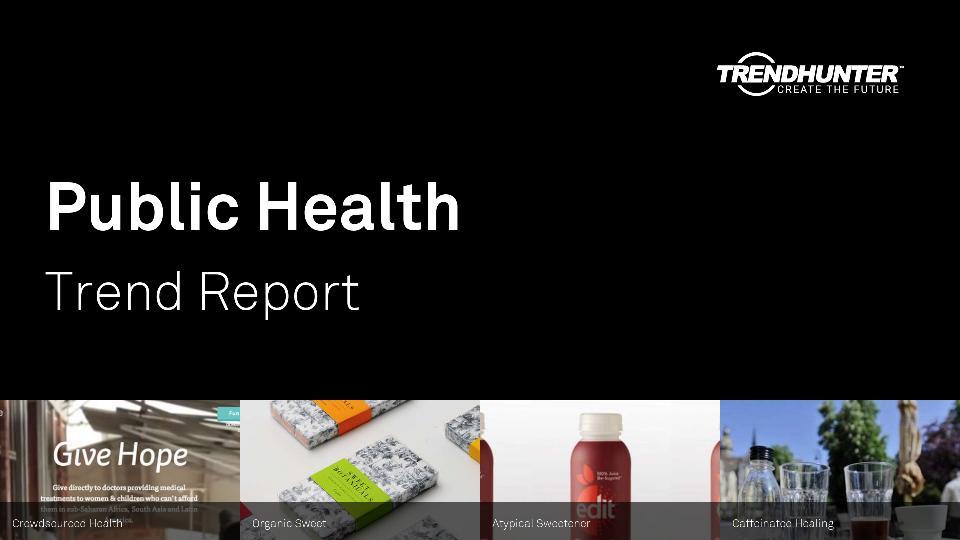 Public Health Trend Report Research