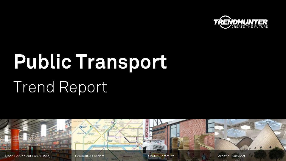 Public Transport Trend Report Research