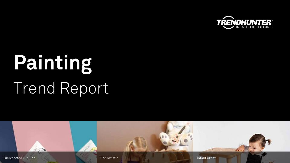 Painting Trend Report Research