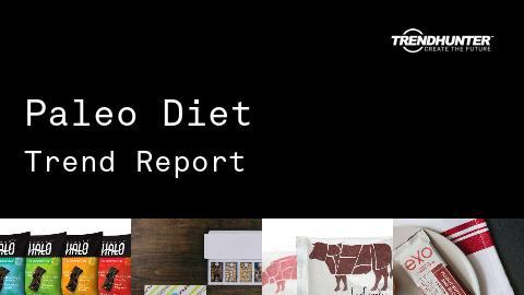 Paleo Diet Trend Report and Paleo Diet Market Research
