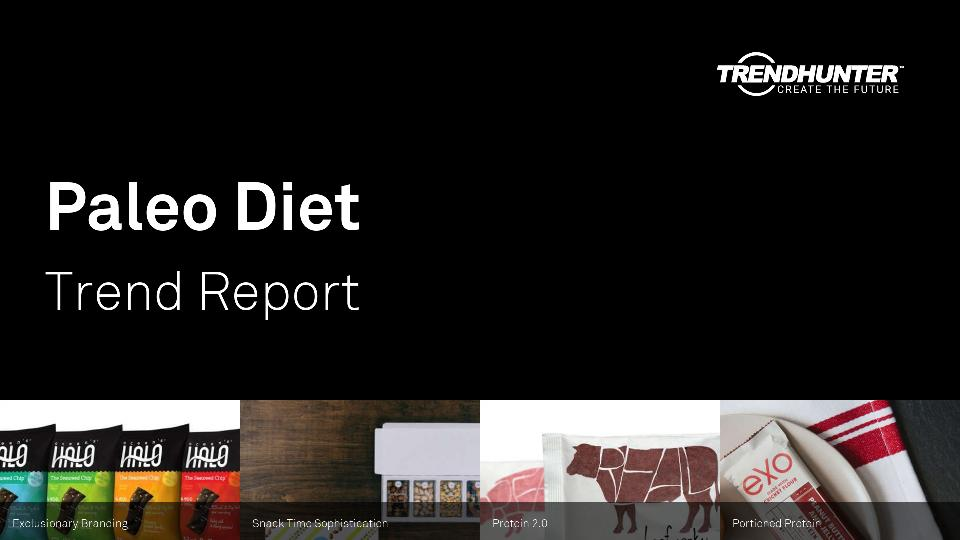 Paleo Diet Trend Report Research