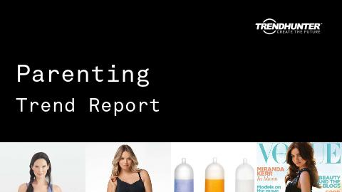Parenting Trend Report and Parenting Market Research